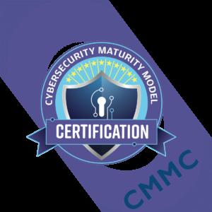 CMMC Cybersecurity Maturity Model Certification Logo