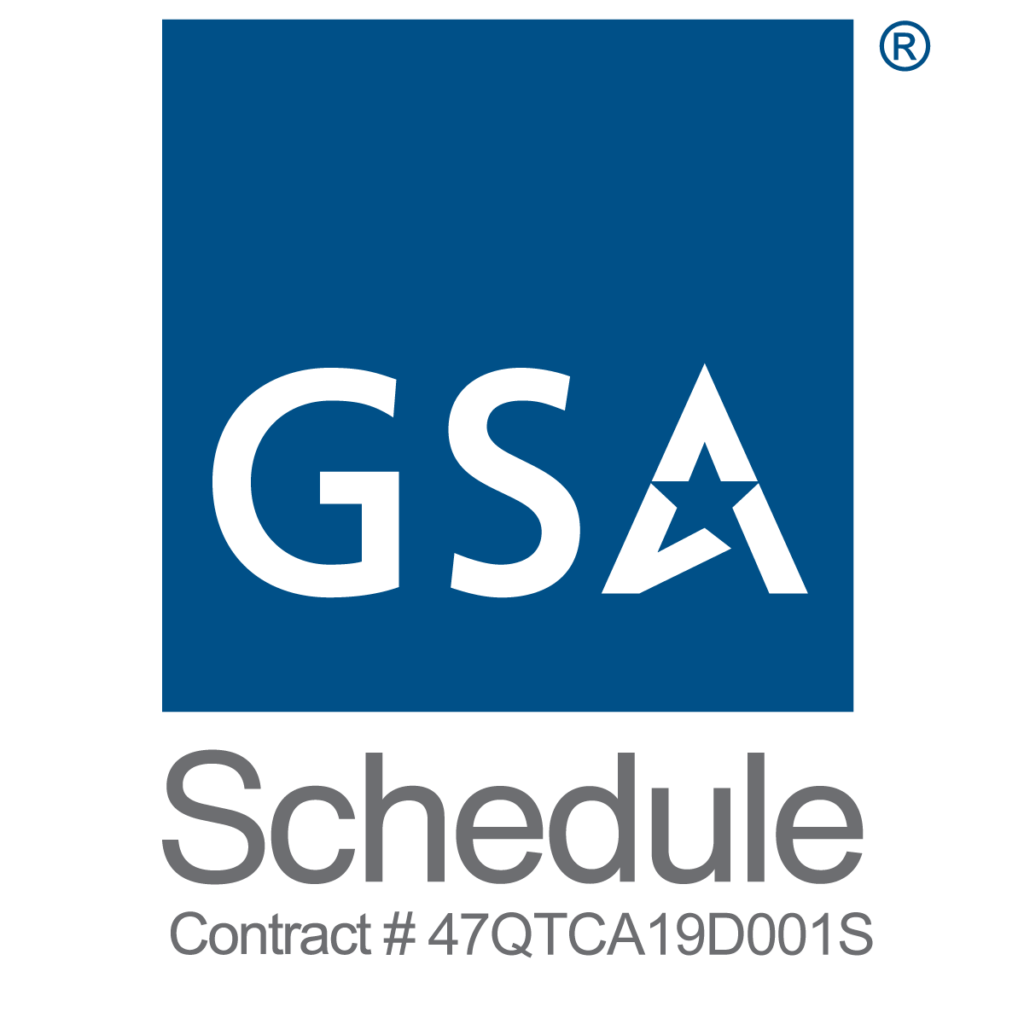 GSA Schedule 47QTCA19D001S