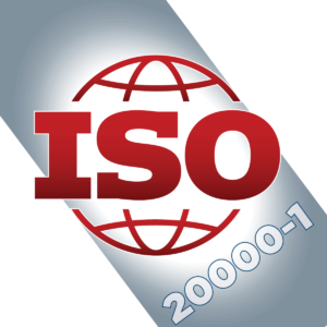 ISO 20000-1 Certification Logo