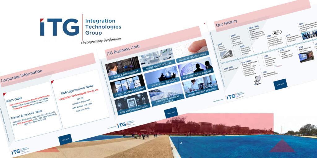 ITG Corporate Presentation