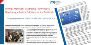 ITG Cybersponse White Paper