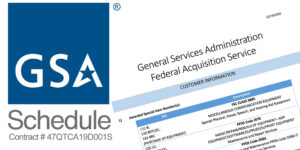 ITG is a GSA Schedule Contract Holder