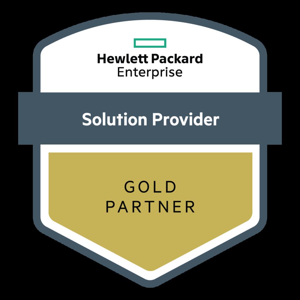 itg is hewlett packard enterprise gold partner
