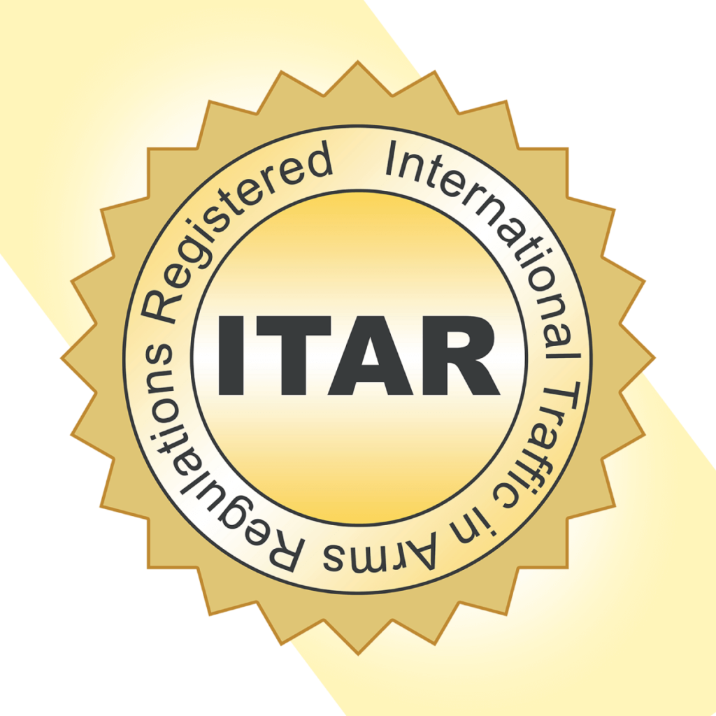 ITG is ITAR Regulated