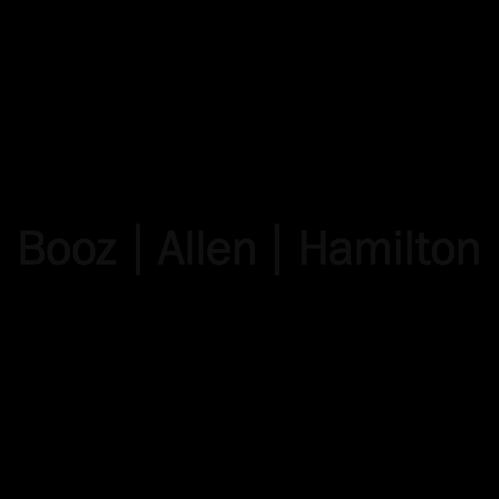 Booz allen hamilton Logo Partner