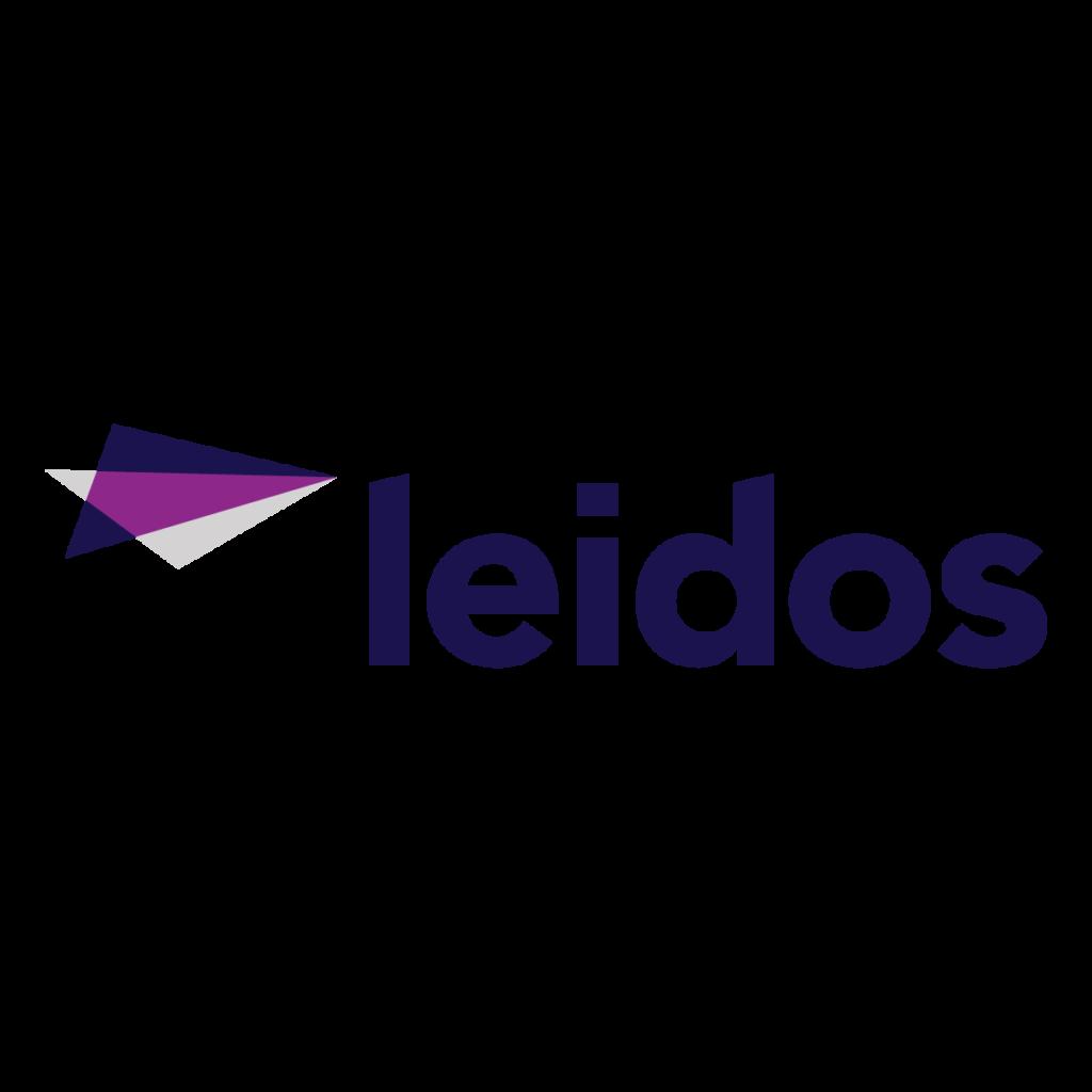 Leidos Logo Partner