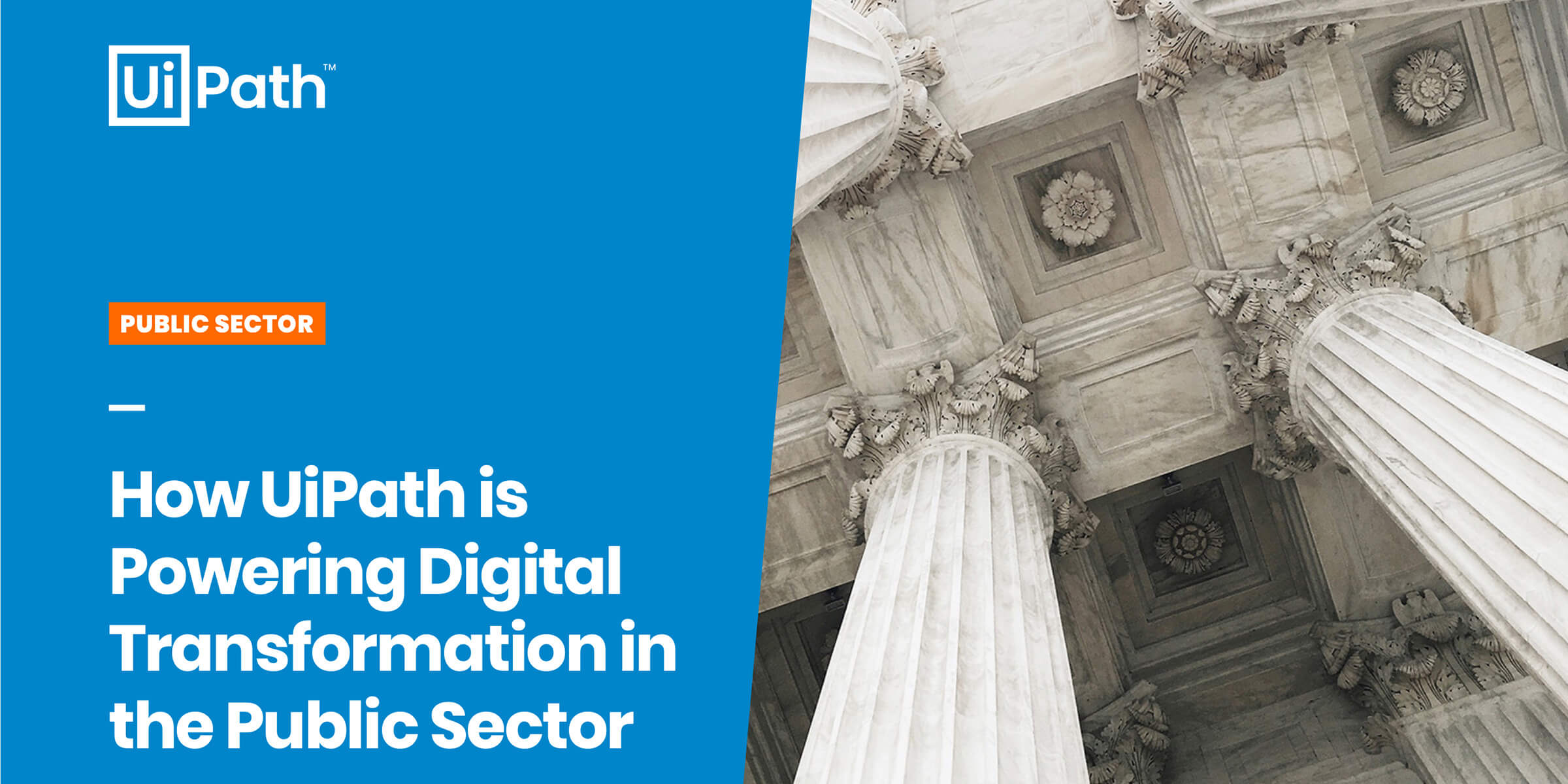Robotic Process Automation for Public Sector