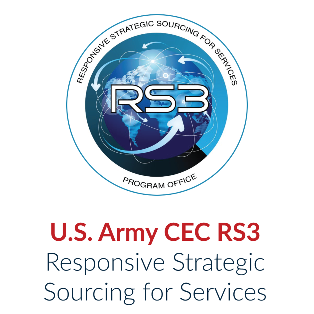 Army Responsive Strategic Sourcing for Services (RS3) IDIQ