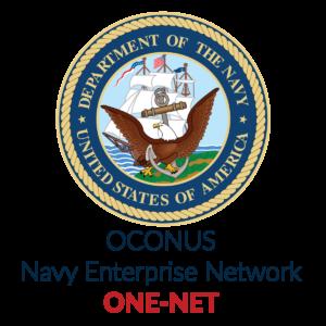Oconus Navy Enterprise Network (ONE-Net) contract